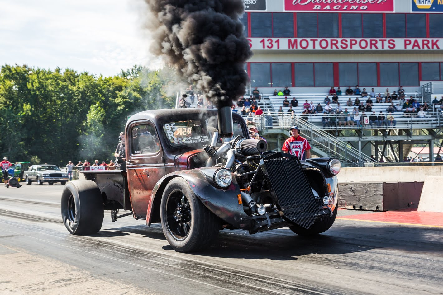 Hot Rod Drag Week In Australia Is So Epic It Even Made Mad Max Smile