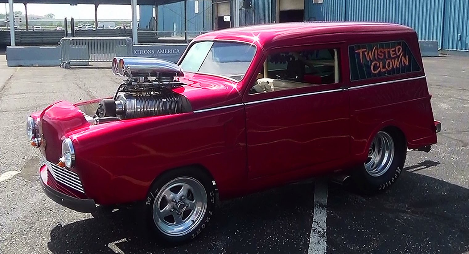Gorgeous Custom 1941 Ford F1 Pickup Truck Will Blow You Away Hot Rod More Related Posts
